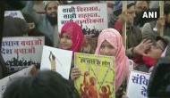 CAA प्रोटेस्ट: जामिया के छात्र एक बार फिर उतरे सड़कों पर, दिल्ली के कई इलाकों में लगा कर्फ्यू