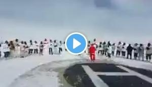 Kashmir: Indian soldiers singing Christmas carol Jingle Bells on LoC; video will make your day!