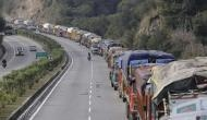 Jammu-Kashmir highway reopened for traffic a day after landslide