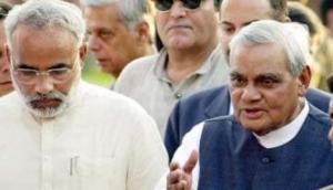 Video: जब अटल बिहारी वाजपेयी ने नरेेंद्र मोदी के ऊपर उठाया था हाथ और फिर...