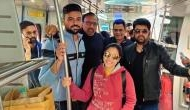 Twitteraties remind Kapil Sharma that photography is prohibited in Delhi metro