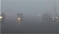 Dense fog engulfs Delhi-NCR