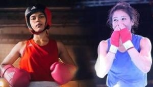 Mary Kom defeats Nikhat Zareen hands down; justifies 'not shaking hands with Nikhat'