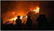 Maharashtra: Fire in Mumbai godown under control; no casualty reported