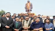 Arun Jaitley birth anniversary: Bihar CM Nitish Kumar unveils statue of former finance minister