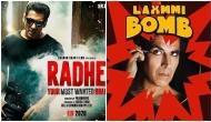 Salman Khan on Radhe-Laxxmi Bomb clash: Hope Akshay Kumar's film does good or better business than mine
