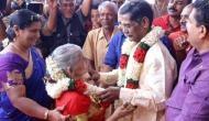 60 से अधिक की उम्र में इस जोड़े ने रचाई शादी, वृद्धाश्रम में हुई थी मुलाक़ात