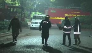 Minor fire breaks out at PM Modi's Lok Kalyan Marg residence, under control now