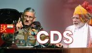 PM मोदी ने लालकिले से किया था ऐलान, बिपिन रावत बने देश के पहले CDS