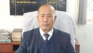 PM Modi condoles demise of Nagaland assembly speaker