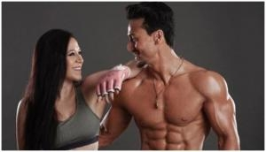 Baaghi 3 star Tiger Shroff epic reply on sister Krishna's pic with boyfriend will leave you in splits