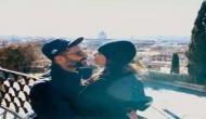 नए साल पर इटली में रोमांटिक हुईं सोनम कपूर, लिपलॉक का वीडियो हुआ वायरल