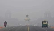 Delhi Weather Alert: National capital wakes up to chilly morning; dense fog wraps city