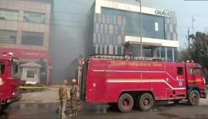Building Collapse: 14 injured, rescue operation underway in Peeragarhi