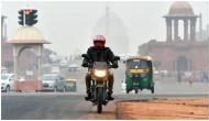 Delhi Weather Alert: National capital wakes up to chilly morning; shallow fog in some parts