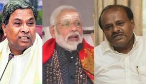 PM Modi in Karnataka: Siddaramaiah, HD Kumaraswamy attack prime minister over his Karnataka visit