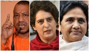 Yogi Adityanath, Mayawati slams Priyanka Gandhi for her silence over infant deaths in Congress-ruled Rajasthan