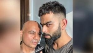 Virat Kohli shows off his new hairstyle, actor Anil Kapoor responds