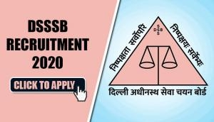 DSSSB Recruitment 2020: Vacancies out for 710 posts; know who can apply
