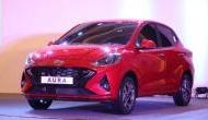 10 हजार में कीजिये Hyundai की नई कार Aura की बुकिंग, आज से शुरू