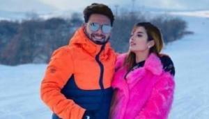 Rishabh Pant shares picture with rumoured girlfriend Isha Negi on snow clad mountain; see pics