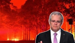 Australian PM Scott Morrison calls off India visit after wildfires in country