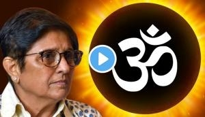 Kiran Bedi gets trolled for sharing fake NASA's video claiming Sun chants 'Om'