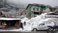Weather Update: Shimla, Manali receive first snowfall of 2020