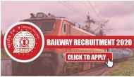 Railway Recruitment 2020: 10th pass can apply for this post and salary upto Rs 60,000