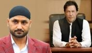 Harbhajan Singh urges Imran Khan to take necessary action after attack on Nankana Sahib gurdwara