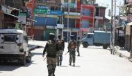 जम्मू-कश्मीर: आतंकियों के साथ पकड़े गए DSP देविंदर सिंह, राष्ट्रपति से मिल चुका है मेडल