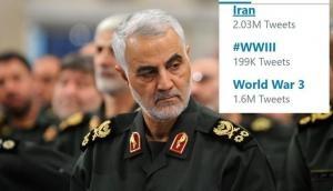 'World War III' trends on Twitter after US assassinates Qasem Suleimani