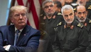 ट्रंप का दावा- दिल्ली तक आतंकी हमलों में शामिल था ईरानी जनरल कासेम सोलेमानी