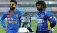Ind vs SL: टीम इंडिया ने टॉस जीतकर लिया गेंदबाजी का फैसला, मैच शुरू होने से पहले ही आ गई बारिश