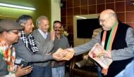 Amit Shah leads BJP's campaign to spread awareness about CAA