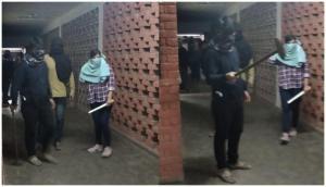 JNU violence: पुलिस ने JNUSU प्रेजिडेंट आइशी घोष सहित इन 9 छात्रों को पाया दोषी