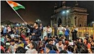 JNU violence: Protest continues at Gateway of India in Mumbai