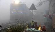 शिमला मेंं भूकंप, उत्तर भारत में ठंड का कहर, कोहरे ने रोकी दिल्ली आने वाली ट्रेनों की रफ्तार