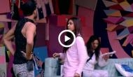 Bigg Boss 13: Madhurima Tuli hits Vishal Aditya Singh with 'chappal'; BB opens door