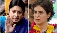 Smriti Irani takes a dig at Congress, says post of party president 'a family matter'