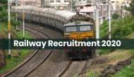 रेलवे में 1700 से अधिक पदों पर निकली भर्ती, दसवीं और ITI पास करें अप्लाई