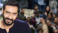 Ajay Devgn on JNU: Violence no solution to anything