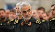 Qasem Soleimani: Iran designates US forces 'terrorists' for killing its top commander