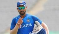 टीम इंडिया को लगा बड़ा झटका, शिखर धवन हुए चोटिल, तीसरे वनडे से हो सकते हैं बाहर