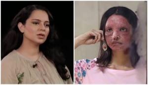 Chhapaak trailer reminds Panga actress Kangana Ranaut of Rangoli's struggle after acid attack; here's what she says