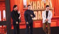 Radhe actor Salman Khan reveals why He, Aamir Khan, Shah Rukh Khan can't work in same film