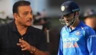 रवि शास्त्री ने दिए संकेत, धोनी जल्द ले सकते हैं वनडे क्रिकेट से संन्यास