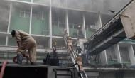 Noida: Fire breaks out at ESI hospital; rescue operation underway