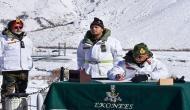 Army Chief MM Naravane visits forward posts in Siachen