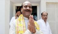 Om Birla votes in Kota during phase 2 of civic body polls in Rajasthan